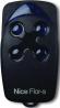 Пульт Nice Flo4R-S, динамический код, цвет черный