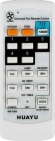 Пульт универсальный для вентилятора RM-F989